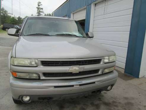 2005 Chevy Suburban Z71 4X4 for sale in Columbia, SC