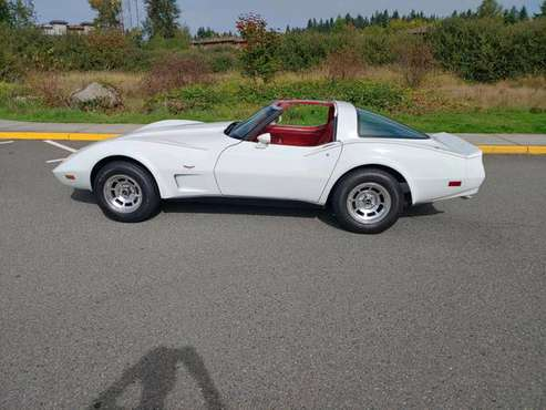 1979 Corvette Stingray for sale in Bothell, WA