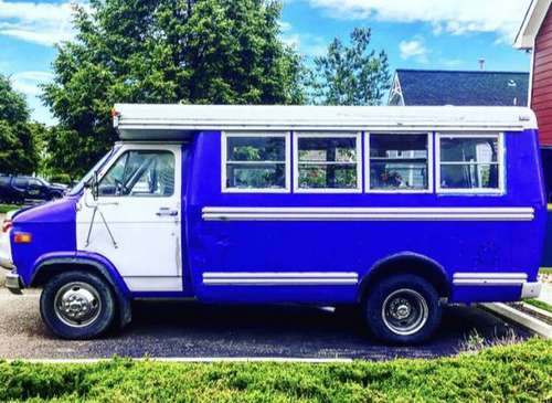 The Purple Bus!!!! for sale in Boulder, CO