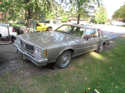 1984 Oldsmobile delta 88 2 door for sale in Yorkville, IL