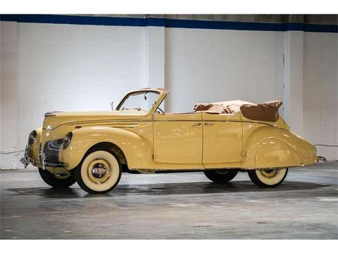 1939 Lincoln Zephyr for sale in Brandon, MS