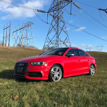 Audi S3 Premium Plus - cars & trucks - by owner - vehicle automotive... for sale in Hudson, MA
