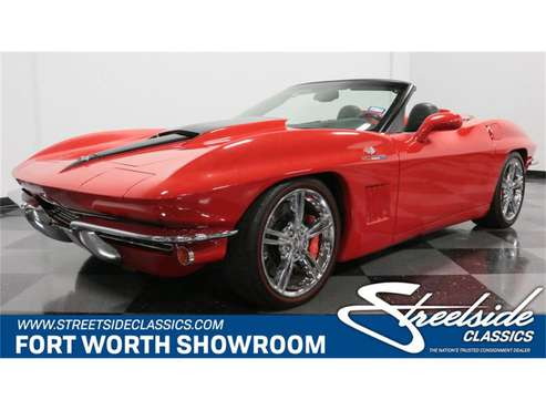 2008 Chevrolet Corvette for sale in Ft Worth, TX