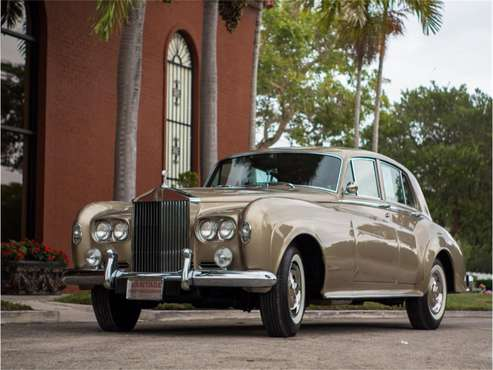 1965 Rolls-Royce Silver Cloud III for sale in North Miami , FL