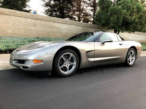 2002 Chevrolet Corvette C5 - cars & trucks - by owner - vehicle... for sale in Bakersfield, CA