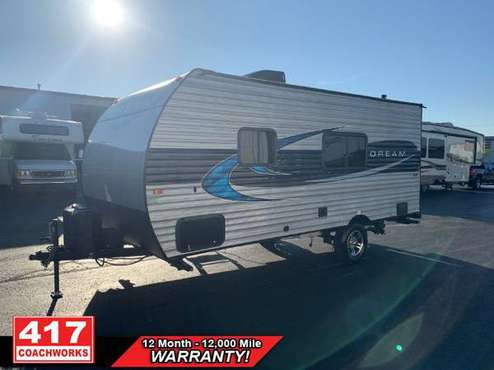 2018 RIVERSIDE DREAM 178QB for sale in Ozark, OK