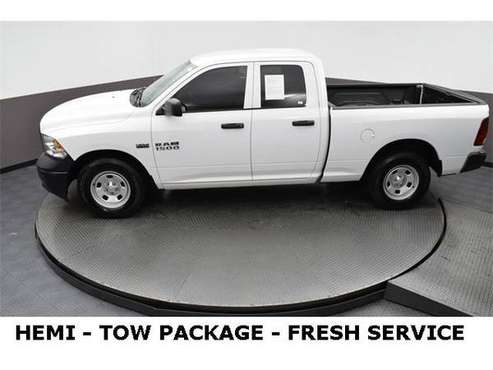 2016 Ram 1500 truck GUARANTEED APPROVAL for sale in Naperville, IL