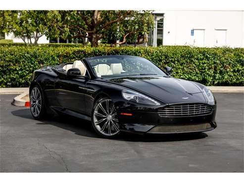 2014 Aston Martin DB9 for sale in Irvine, CA