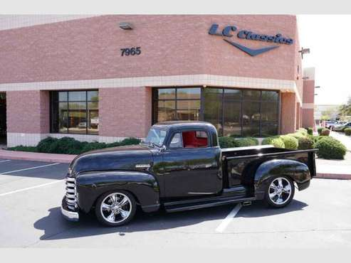 1951 Chevrolet 3100 Street Rod Pick Up for sale in Tempe, AZ