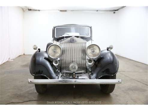 1936 Rolls-Royce 25/30 for sale in Beverly Hills, CA
