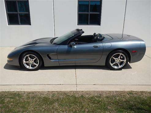 2004 Chevrolet Corvette for sale in Burr Ridge, IL