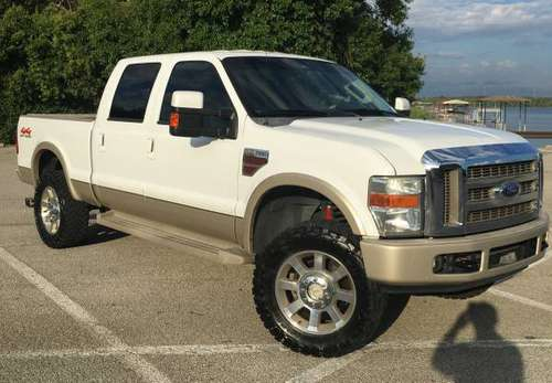 2008 F250 King Ranch for sale in Arlington, TX