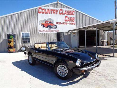 1982 Fiat 124 for sale in Staunton, IL