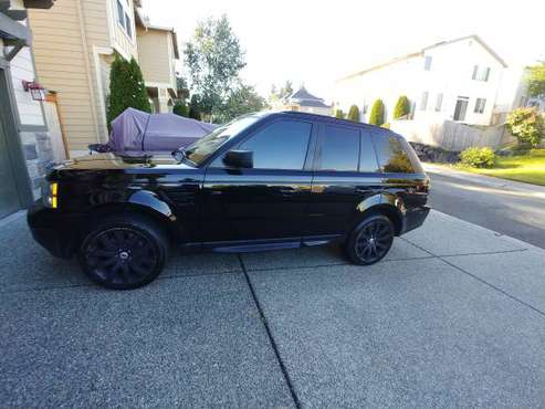2007 ranger rover sport for sale in Bellevue, WA