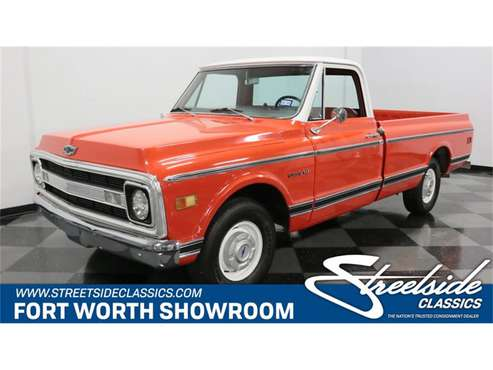 1970 Chevrolet C10 for sale in Ft Worth, TX