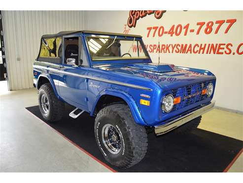 1975 Ford Bronco for sale in Loganville, GA