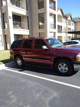 2002 Chevy Tahoe for sale in Round Rock, TX