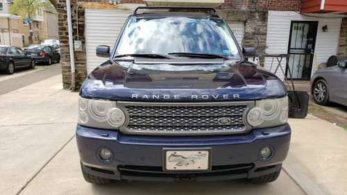 06 Range Rover Supercharged for sale in Elkins Park, PA