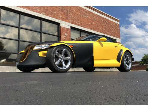 2000 Plymouth Prowler for sale in Branson, MO