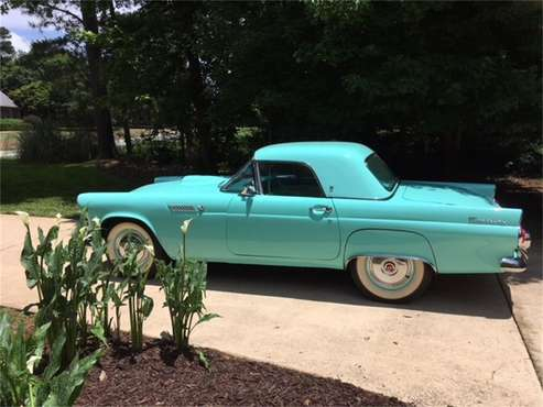 1955 Ford Thunderbird for sale in Watkinsville, GA