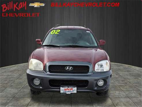 2002 Hyundai Santa Fe for sale in Downers Grove, IL