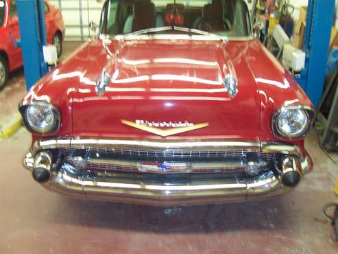 1957 Chevrolet Sedan Delivery for sale in Port Charlotte, FL
