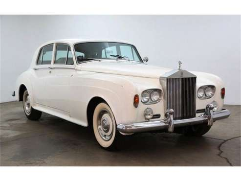 1964 Rolls-Royce Silver Cloud III for sale in Cadillac, MI