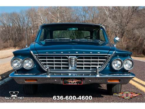 1963 Chrysler New Yorker for sale in St. Louis, MO