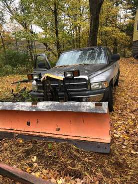 Plow truck - drive this one away for sale in Avon, CT