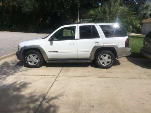 2002 Chevy Trailblazer LT for sale in Ormond Beach, FL