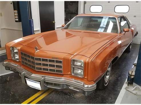 1977 Chevrolet Monte Carlo for sale in Hanover, MA