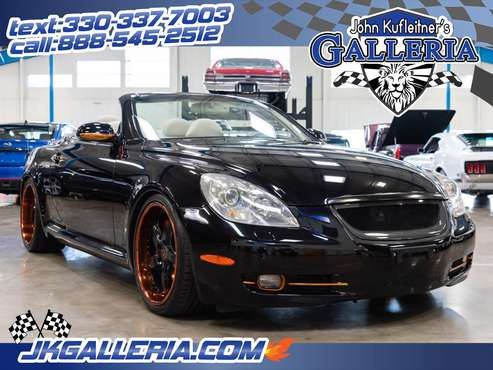 2006 Lexus SC400 for sale in Salem, OH