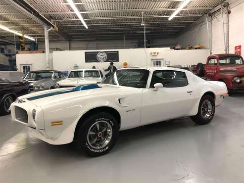 1970 Pontiac Firebird Trans Am for sale in North Royalton, OH