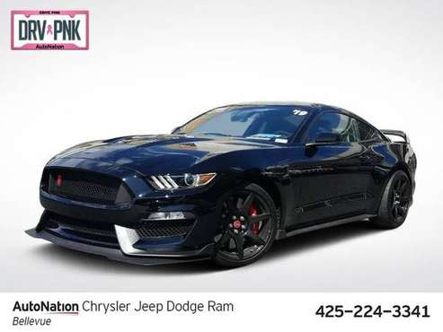 2019 Ford Shelby GT350 Shelby GT350R SKU:K5551055 Coupe for sale in Bellevue, WA
