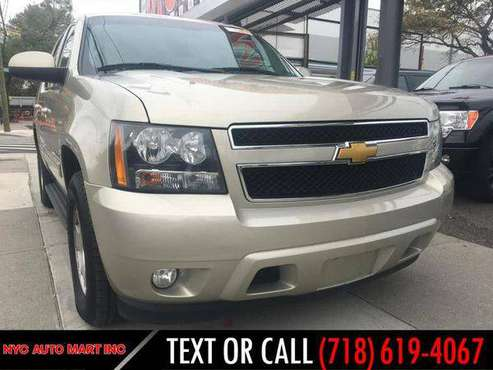 2013 Chevrolet Chevy Tahoe 2WD 4dr 1500 LT Guaranteed Credit Approval! for sale in Brooklyn, NY
