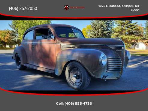 1940 Plymouth Deluxe - Financing Available! - cars & trucks - by... for sale in Kalispell, MT