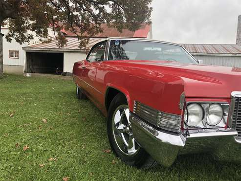 1970 Cadillac Convertible for sale in Hobart, IN