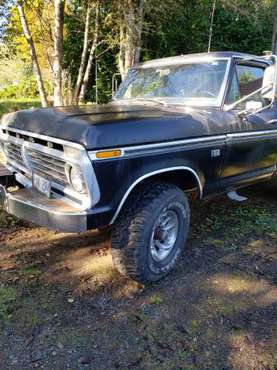 1975 Ford F250 for sale in Rainier, OR