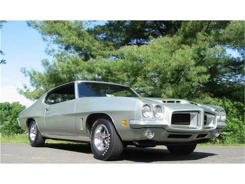 1972 Pontiac GTO for sale in Harpers Ferry, WV