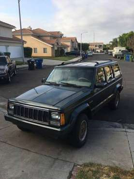 1992 Jeep Cherokee 4x4 for sale in Sylmar, CA