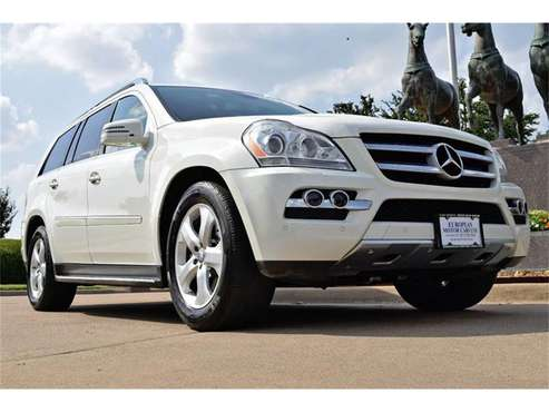 2011 Mercedes-Benz GL450 for sale in Fort Worth, TX