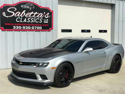 2015 Chevrolet Camaro for sale in Orville, OH