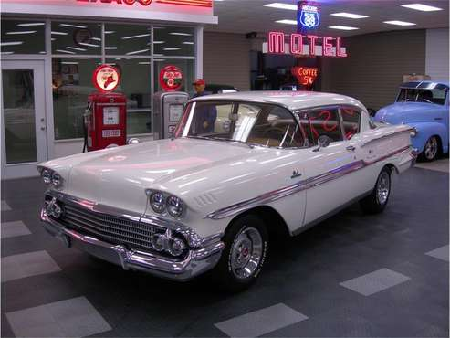 1958 Chevrolet Biscayne for sale in Dothan, AL