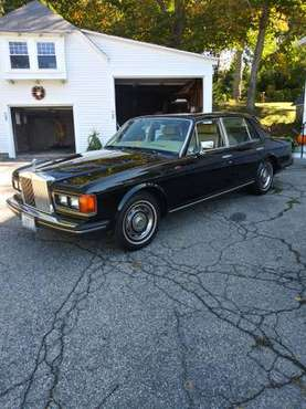1985 Rolls Royce Silver Spirit for sale in New Bedford, MA