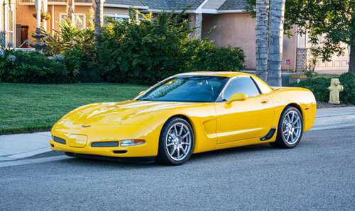 2004 CHEVY CORVETTE Z06 ABSOLUTELY PRESTINE CONDITION 5,010 ORIG MILES for sale in Visalia, CA