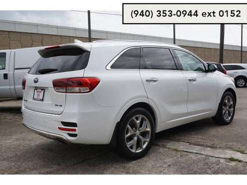 2017 Kia Sorento SX V6 - SUV for sale in Houston, TX
