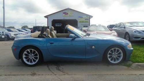 03 BMW Z3...113000 miles ..$5600...runs good **Call Us Today For... for sale in Waterloo, IA