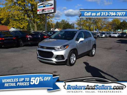 ***2019 CHEVROLET TRAX-1K MILES*** LOW MILES, REMOTE START!!! for sale in Taylor, MI