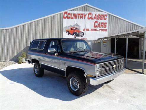 1983 Chevrolet Blazer for sale in Staunton, IL