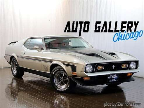 1971 Ford Mustang for sale in Addison, IL